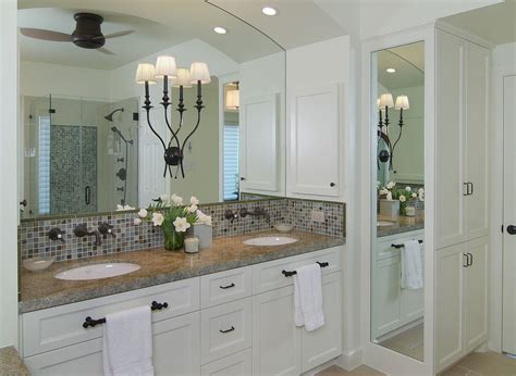 before and after master bathroom remodels before after a bachelor s dated bathroom gets a
