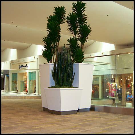 planter design interior plantscapes artificial plant arrangements