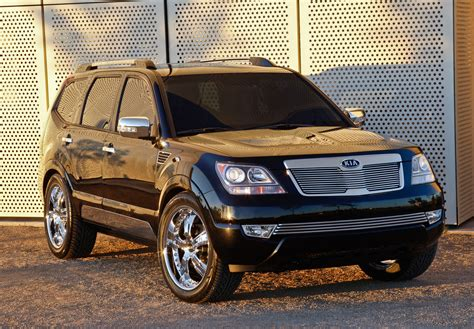Kia Borrego V8 2009 Kia Borrego 4 6 V8 4wd Related Infomation