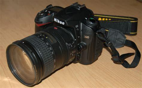 Kamera Nikon D90 2017 nikon d90 slr