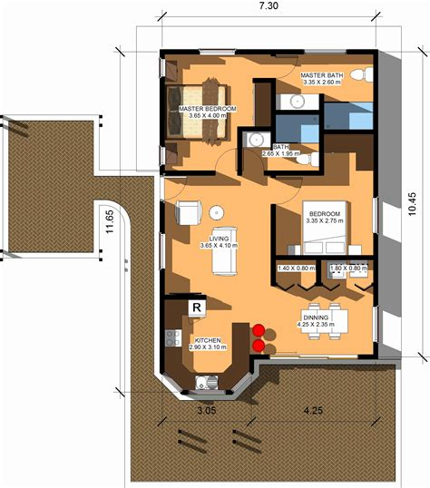 house interior design for 40 sqm 40 square meter house floor plans