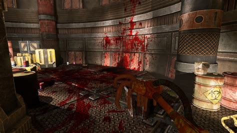 blood room viscera cleanup detail lets you live out your gory janitorial dreams