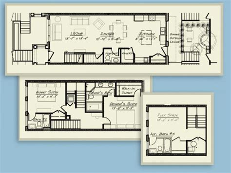 our town house plans town for three bedroom house plans town house plans