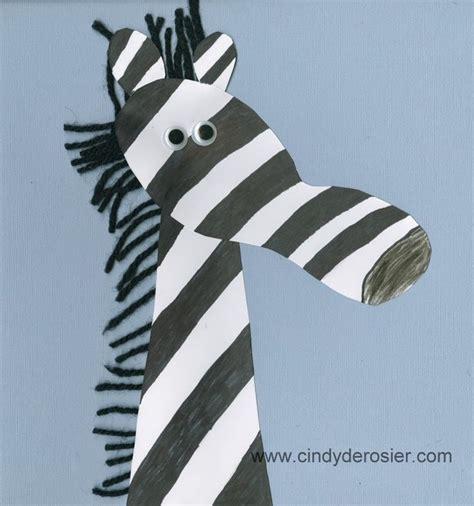 zebra pattern for preschoolers zebra crafts for preschoolers www pixshark com images