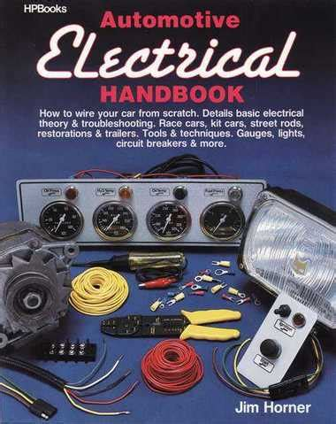 automotive upholstery handbook automotive electrical handbook