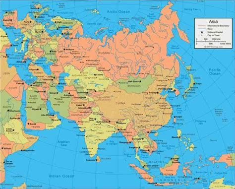 european asian map map of europe maps holidaymapq