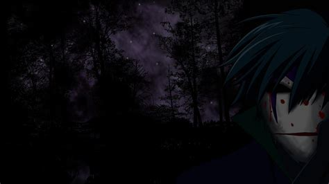 wallpaper black anime wallpaper anime widescreen dark images background