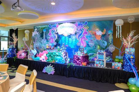 Kara s party ideas ariel the little mermaid birthday party kara s party ideas