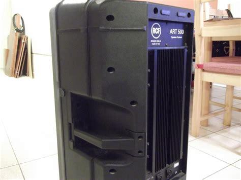 Speaker Aktif Rcf 500 rcf 500 image 118054 audiofanzine