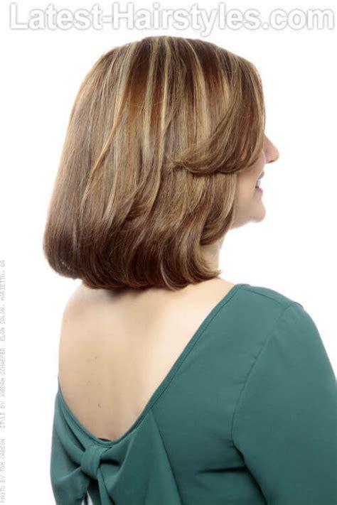 lightly layered bob hairstyles lightly layered hairstyles layered medium length