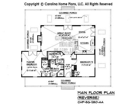 english cottage house plan with 1300 square feet and 3 15 best images about house plan ideas on pinterest house