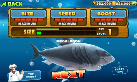Download Game Hungry Shark Evolution Mod Apk Terbaru | hungry shark evolution mega mod v4 6 4 apk terbaru
