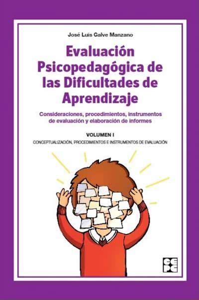olvid olvidarte volumen independiente evaluaci 243 n psicopedag 243 gica de las dificultades de aprendizaje consideraciones procedimientos