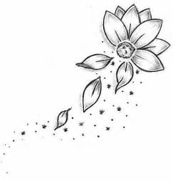 Outlines Designs by 25 Best Ideas About Flower Outline On Floral Hip Flower Bouquet