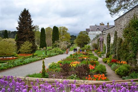 Gardens Of Two by Exploring Wales At Bodnant Gardens