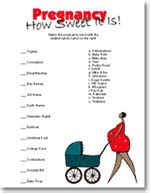 How Sweet It Is Baby Shower Answers by Pregnancy How Sweet It Is 171 Babyshowergames Printable