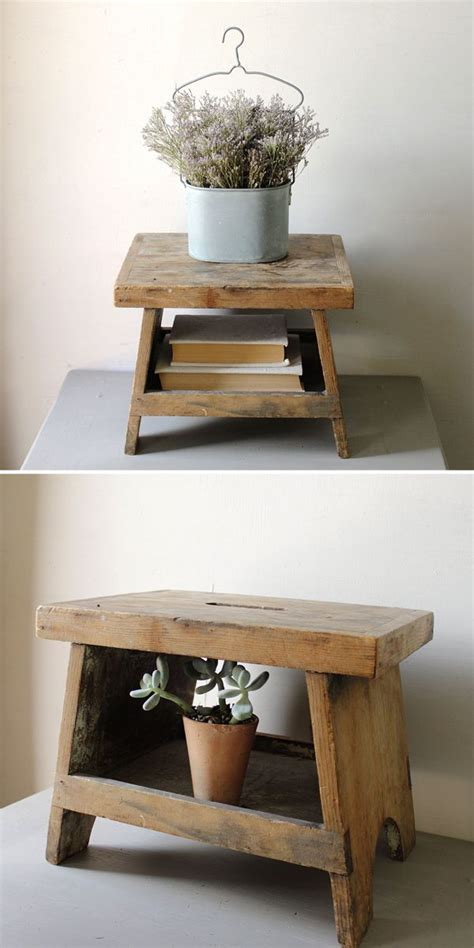 Decorative Step Stools For Bedrooms by Best 25 Wooden Steps Ideas On