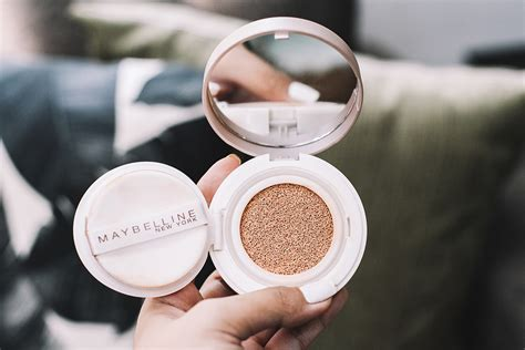Maybelline Cushion maybelline bb cushion the drugstore bb cushion to try