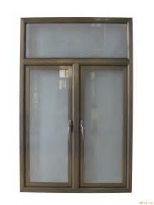 French type aluminum window for home