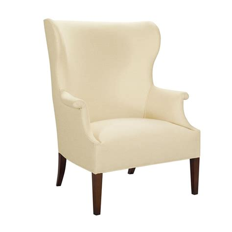 Inexpensive Wing Chairs Hickory Chair 1529 55 Suzanne Kasler Josephine Wing Chair