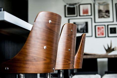 unique bar stools kitchen bar stools bring unique texture to the kitchen decoist