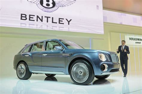 bentley suv 2014 bentley suv gets go ahead from vw teased in video motoroids
