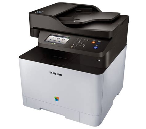Printer Samsung All In One samsung c1860fw all in one wireless laser printer with fax deals pc world