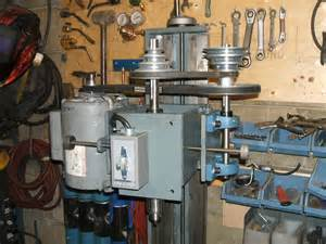 build a machine home made milling machine
