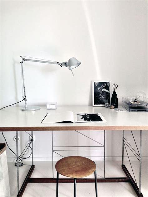 Small Industrial Work Desk