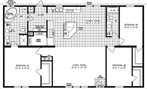jacobsen homes floor plans floor plans manufactured homes modular homes mobile