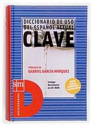 clave diccionario de clave diccionario de uso del espanol abebooks