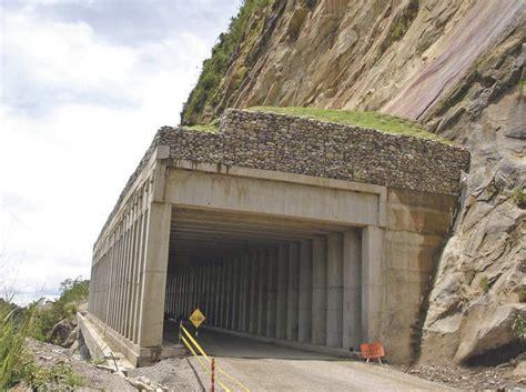 imagenes sensoriales del tunel desde 2002 hay un estudio para t 250 neles falsos en ruta 32