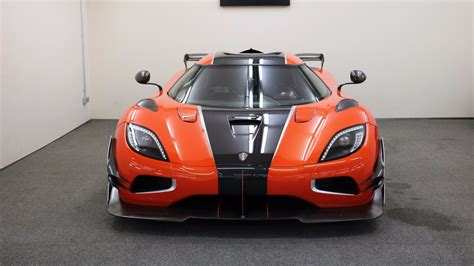 ultra koenigsegg agera one of 1 comes up for sale