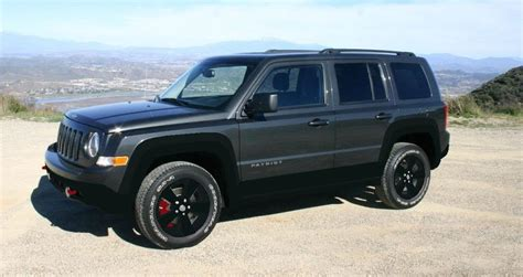 Lifted Jeep Patriot Pictures