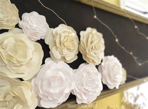 How To Make A Paper Corsage - how to make paper flowers