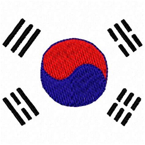 Embroidery Design Kpop 2 korean flag embroidery designs machine embroidery designs at embroiderydesigns