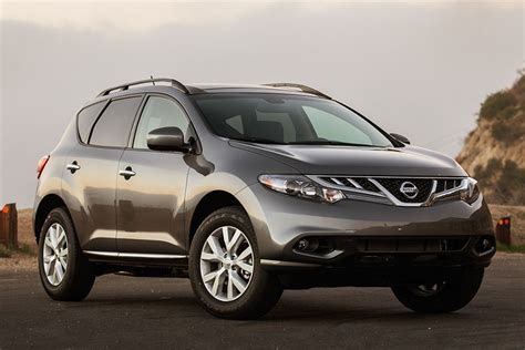 2013 nissan murano recalls nissan recalls 56 766 murano suvs for possible power