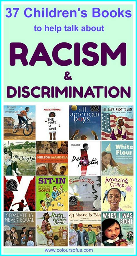 racism from the of a child books children s books to help talk about racism