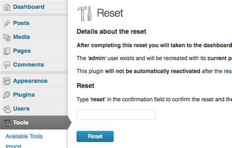 reset tool plugin nextgen 12 essential plugins for wordpress developers hongkiat