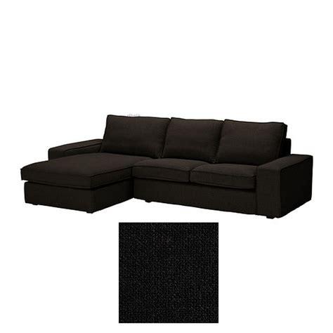 ikea kivik loveseat cover ikea kivik 2 seat loveseat sofa w chaise longue slipcover