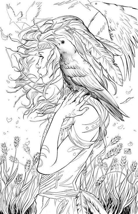 coloring books beautiful fairies 35 unique illustrations books