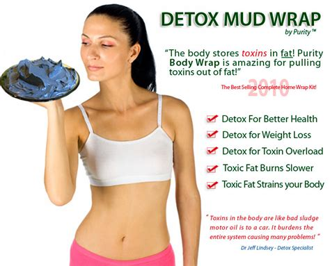 How To Do A Herbal Detox Wrap by Detox Wrap Detox Wraps Home Kit Detoxify