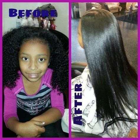 flat ironed hairstyles for kids 31 best images about natural kids flat ironed on pinterest
