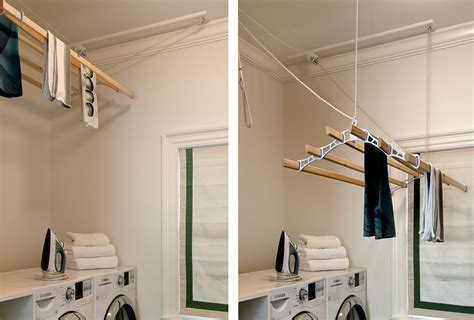 laundry room clothes rack clothes rack ideas laundry room traditional with white window trim interior clothes line