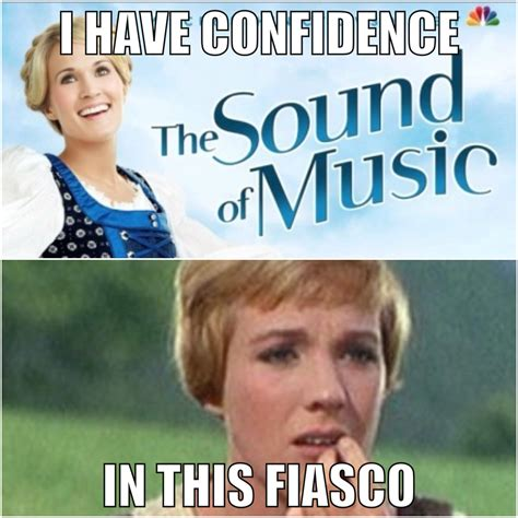 meme music in preparation for nbc s the sound of music live a
