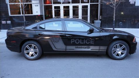 Montreal police acquire black squad cars   CTV Montreal News