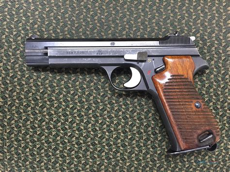 Swiss Army 1413 sig p210 swiss army pistol for sale