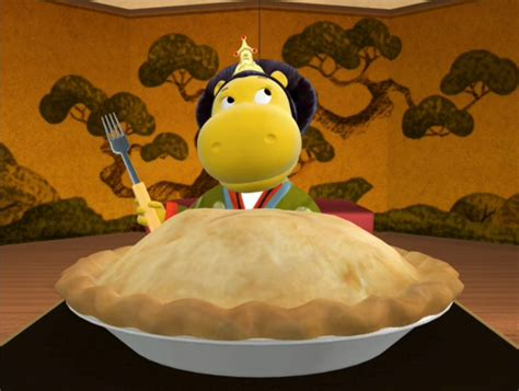 Backyardigans Pie Song The Great Pie Pastry The Backyardigans Wiki