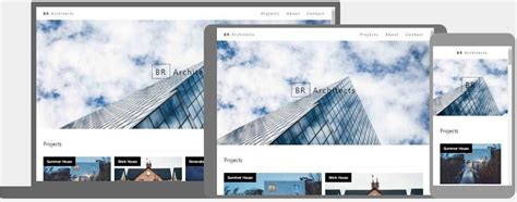 w3 template responsive web design templates