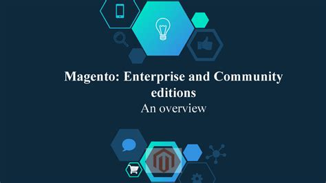 magento enterprise and community what suits you best